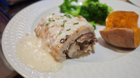 How-To: Stuffed Chicken Breasts - Foodies Gone Real